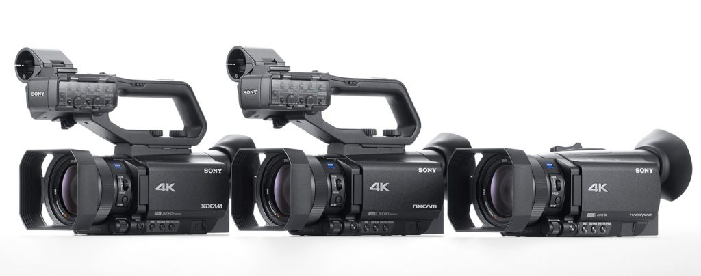 Sony Camcorder: