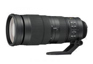Nikkor AF-S 200-500mm f5,6E ED VR