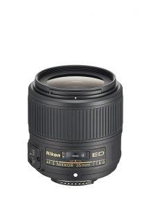 Nikkor AF-S 35mm 1:1,8 G ED