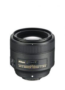 Nikkor AF-S 85mm 1:1,8 G ED