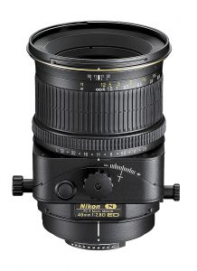 PC-E Micro-NIKKOR 45 mm 1:2,8D ED