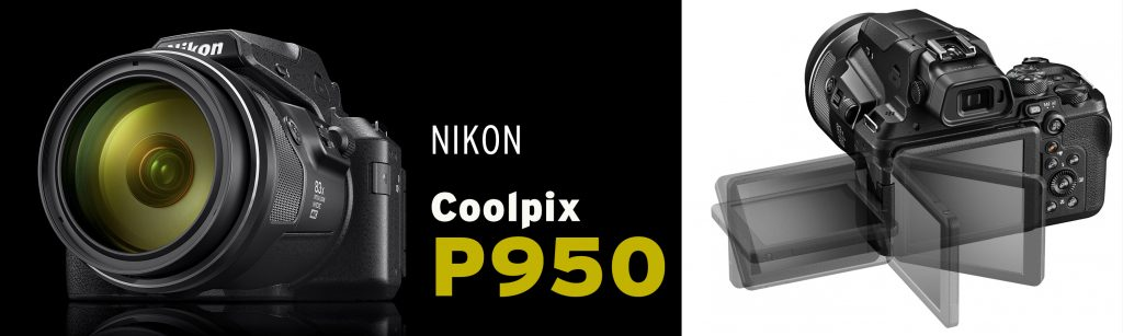 Nikon Coolpix P950 -
