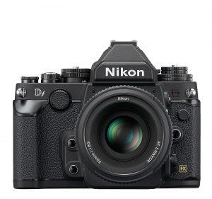 Nikon DF schwarz