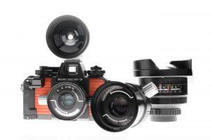 Nikonos V mit 35mm / 15mm / 80mm
