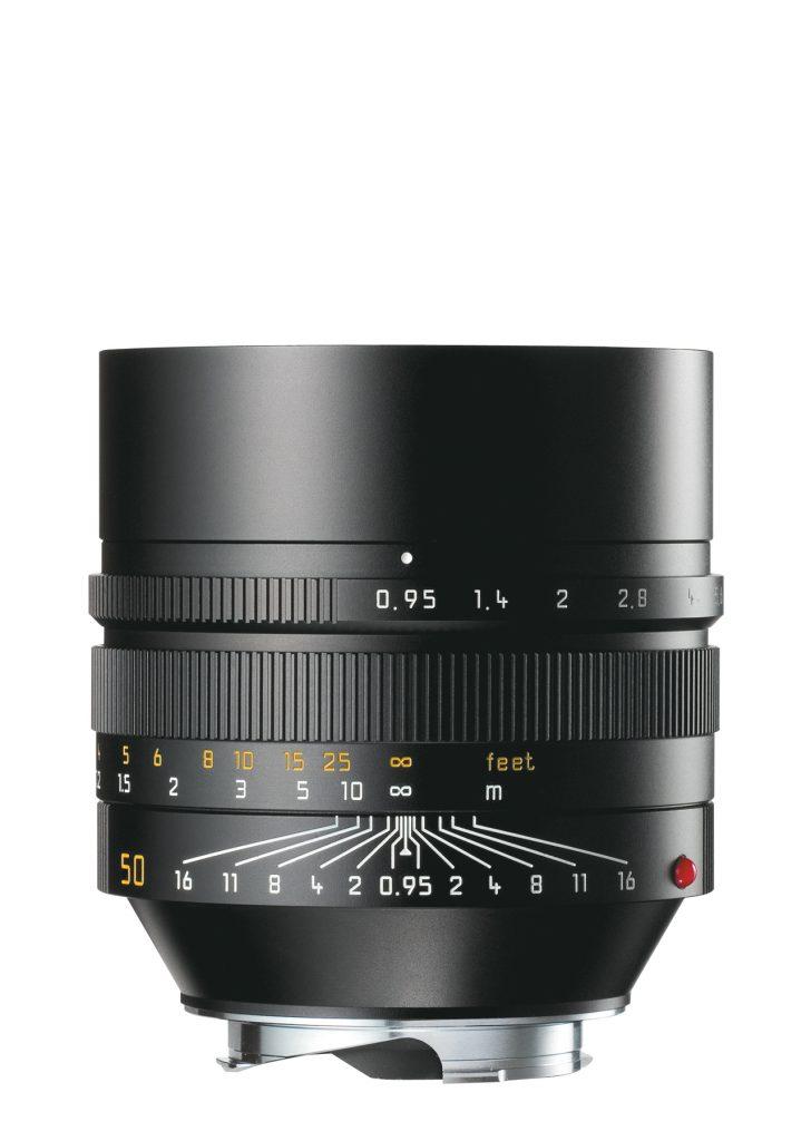 Leica Noctilux M 1:0,95/50mm / schwarz