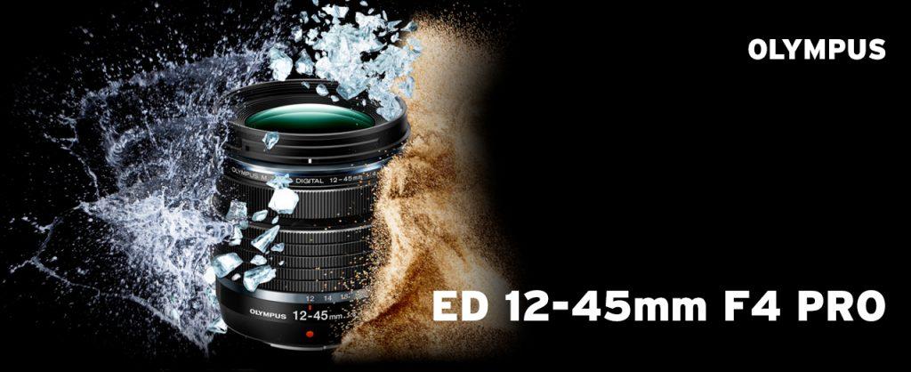 OLYMPUS M.Zuiko Digital ED 12‑45mm F4 PRO