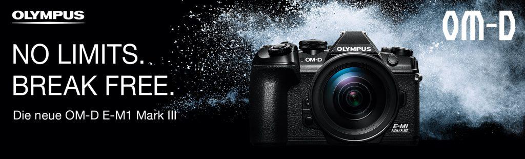 Olympus OM-D E-M1 Mark III -