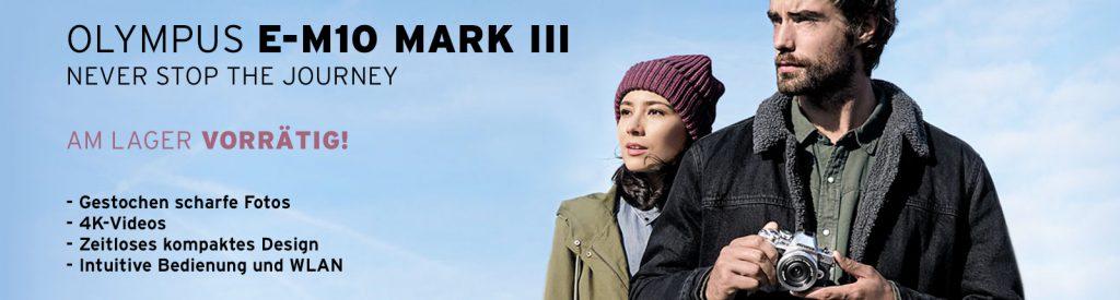 (E‑M10 MARK III NEU)