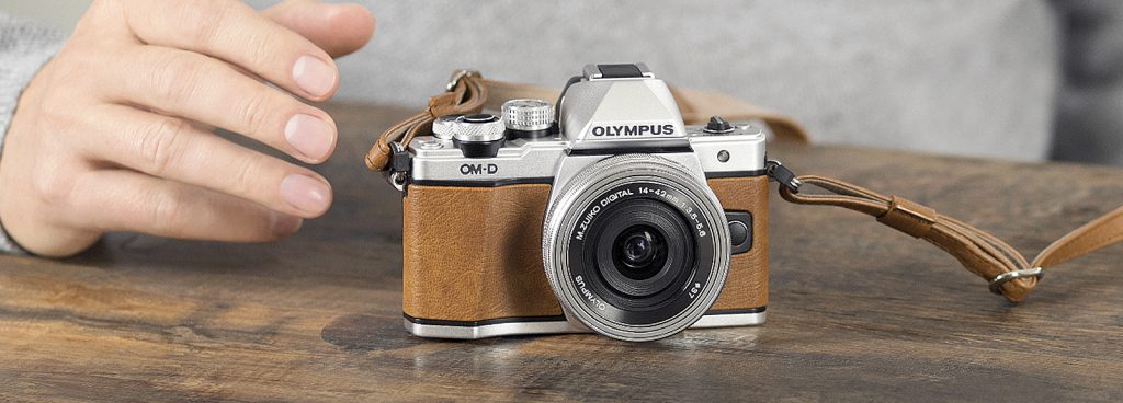 Olympus OM-D E-M10 MARK II Limited