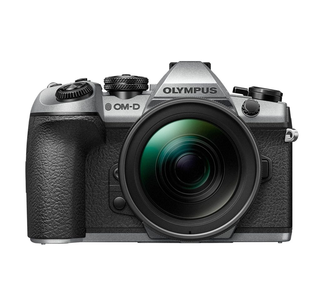 Olympus OM-D E-M1 MarkII Limited Version in Silber