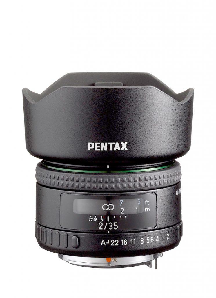 HD PENTAX-FA 35 mm F2 AL