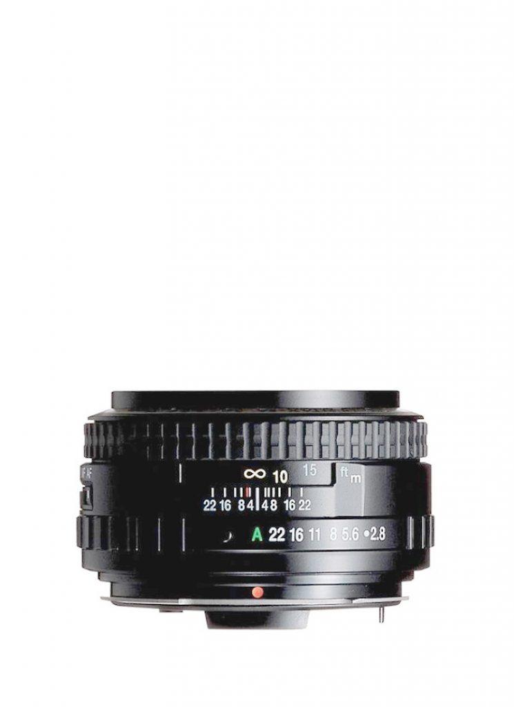 smc FA 645 75 mm / 2,8