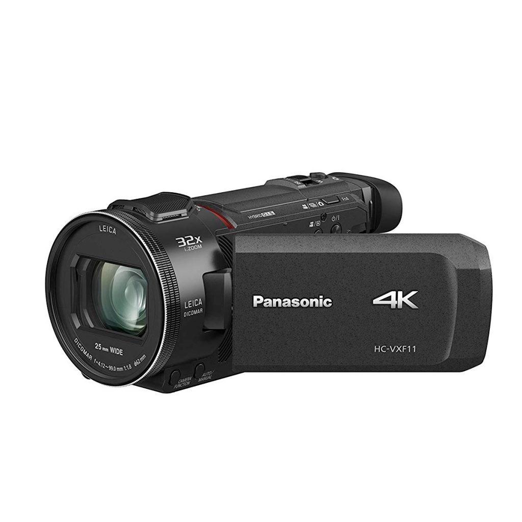 Panasonic HC-VXF11 EG-K 4K Camcorder