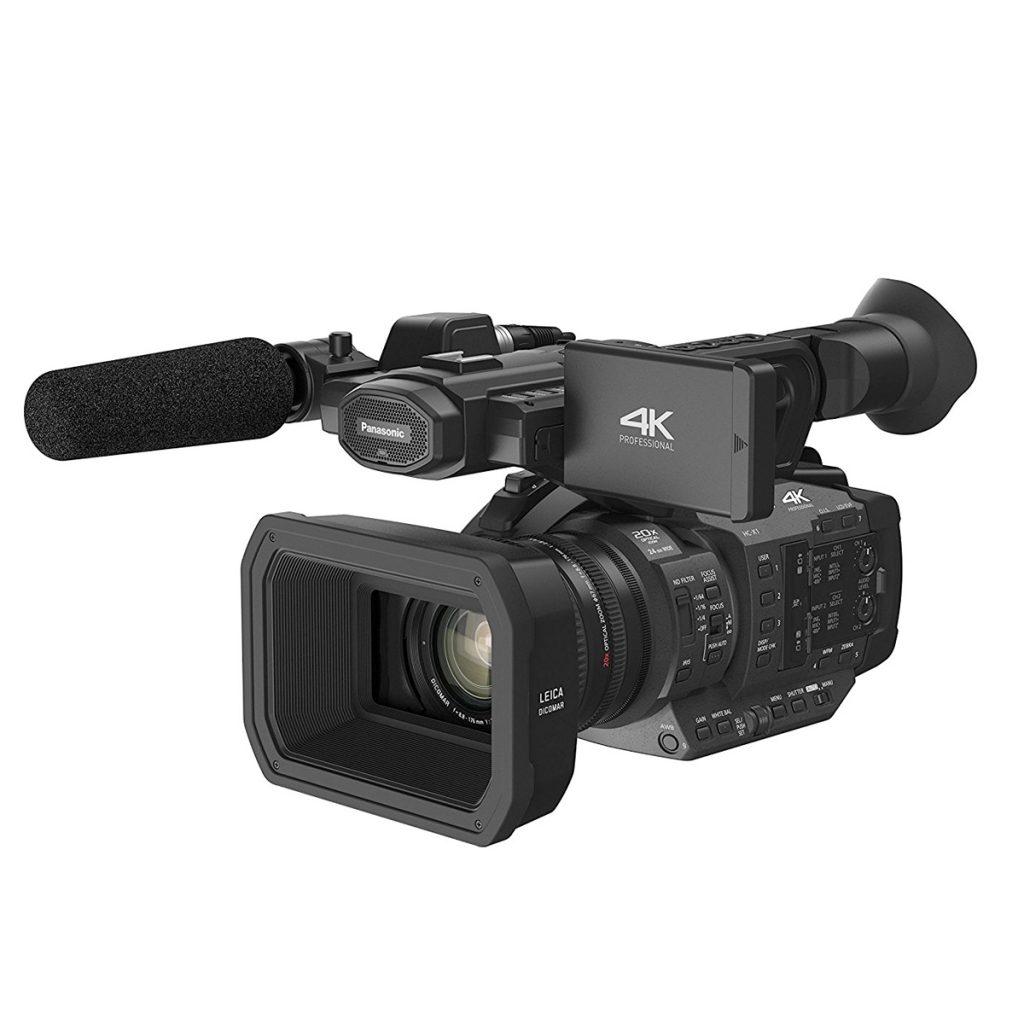 Panasonic HC-X1E 4K Profi Camcorder