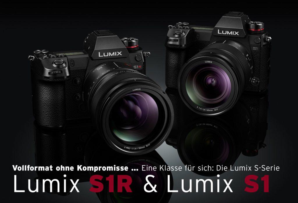 Panasonic Lumix S Serie – Spiegellos und Vollformat