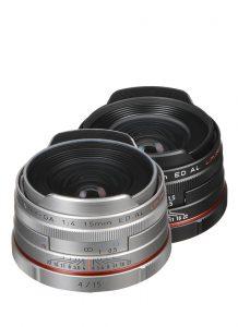 Pentax 15mm f/4 ED AL Limited