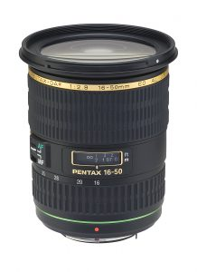 Pentax 16-50mm / f2.8 ED AL IF SDM