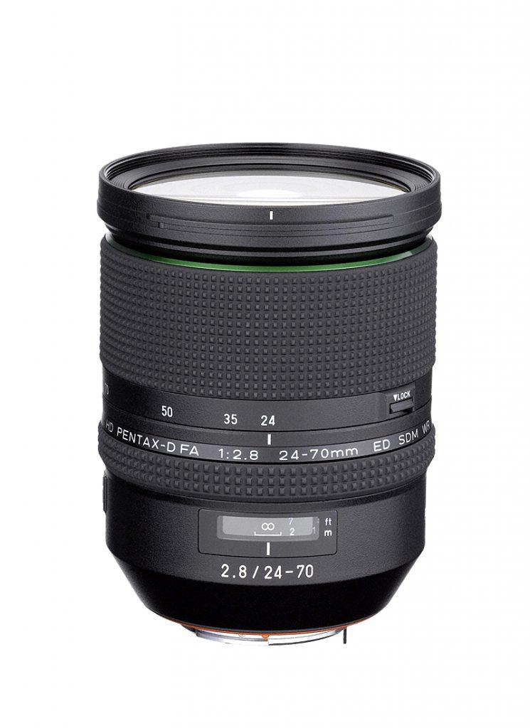 Pentax 24-70mm f/2.8 ED SDM WR