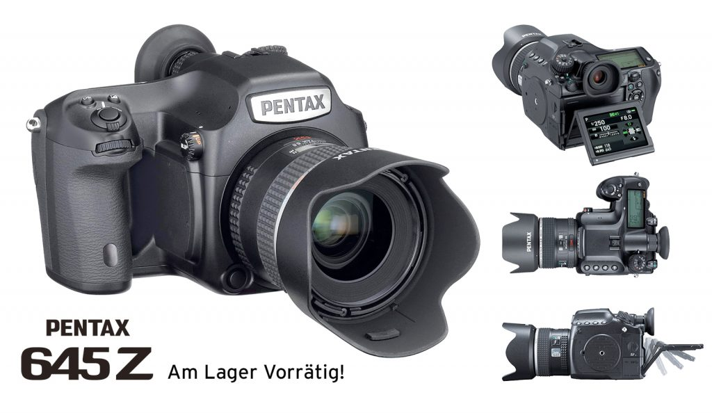 (Pentax 645 Z)