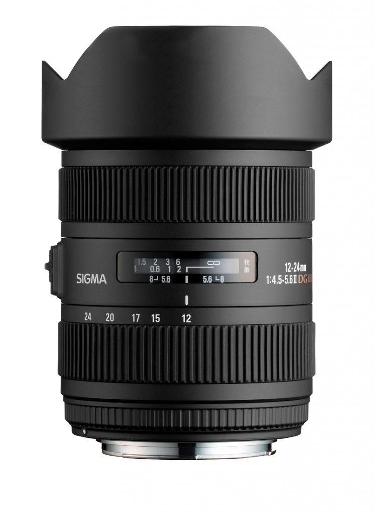 12-24mm F4,5-5,6 DG HSM II