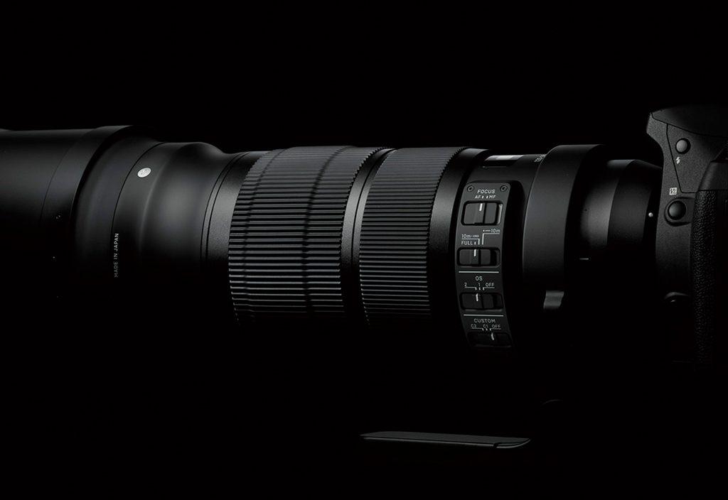 120-300mm F2,8 DG OS HSM | Sports