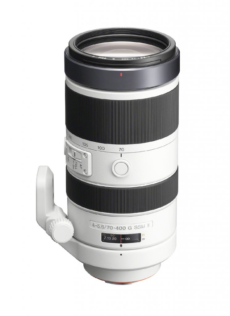 Sony 70–400 mm F4–5,6 G SSM II