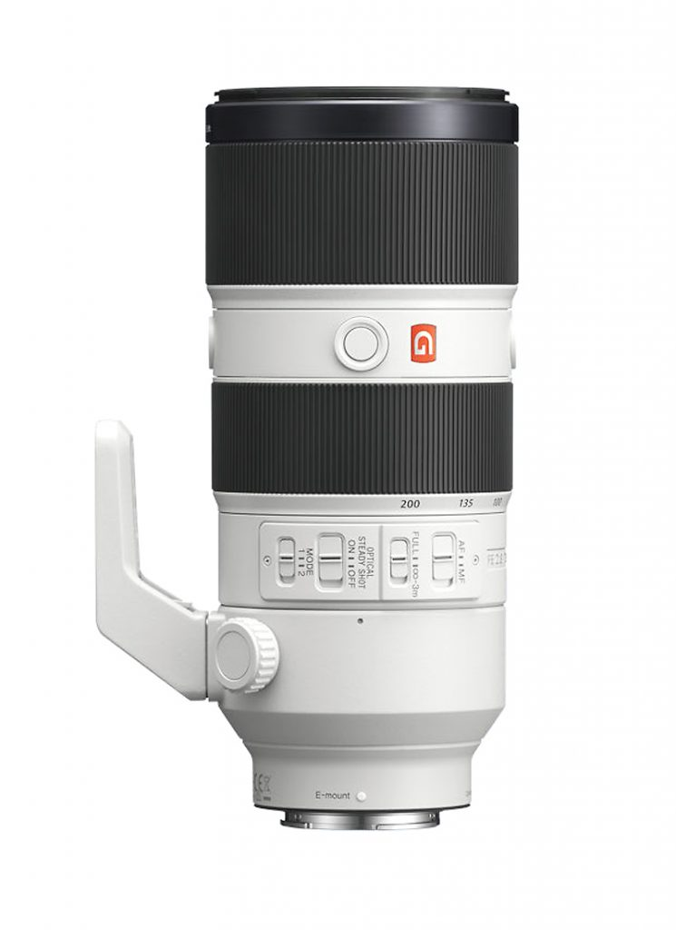 Sony FE 70–200 mm F2,8 GM OSS
