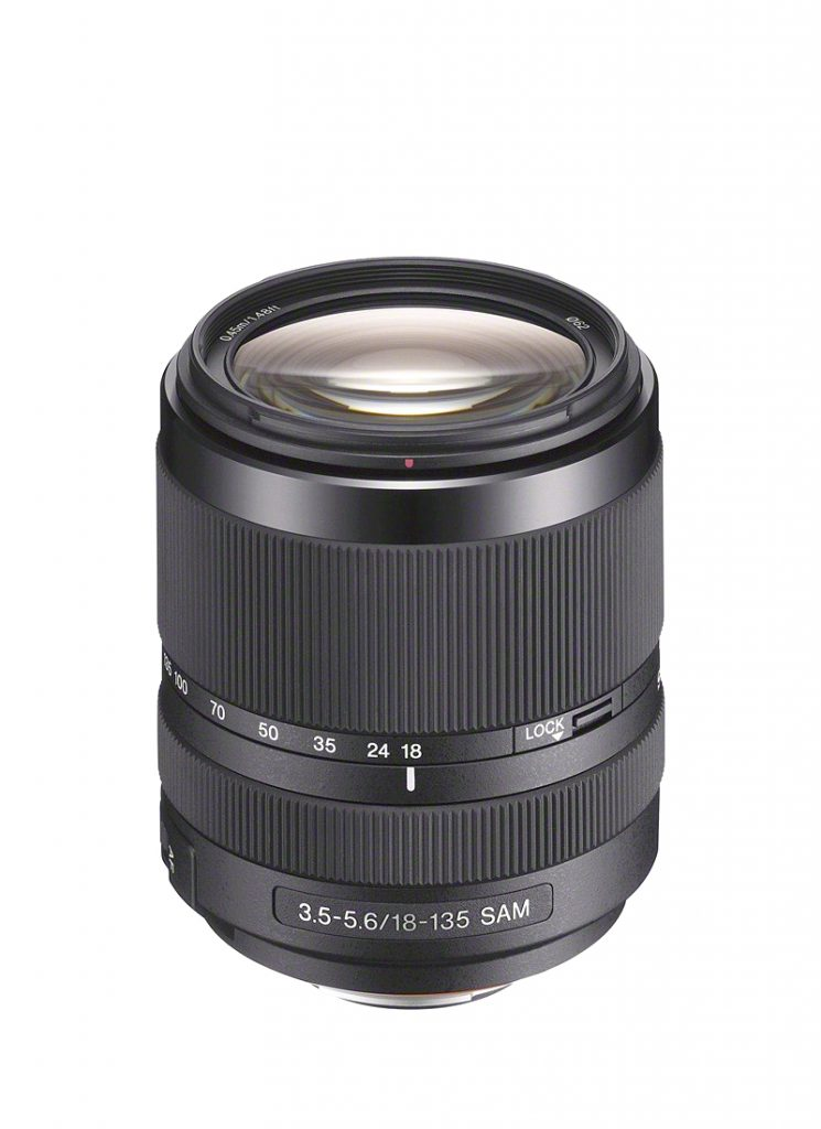 Sony DT 18-135 mm F3,5–5,6 SAM