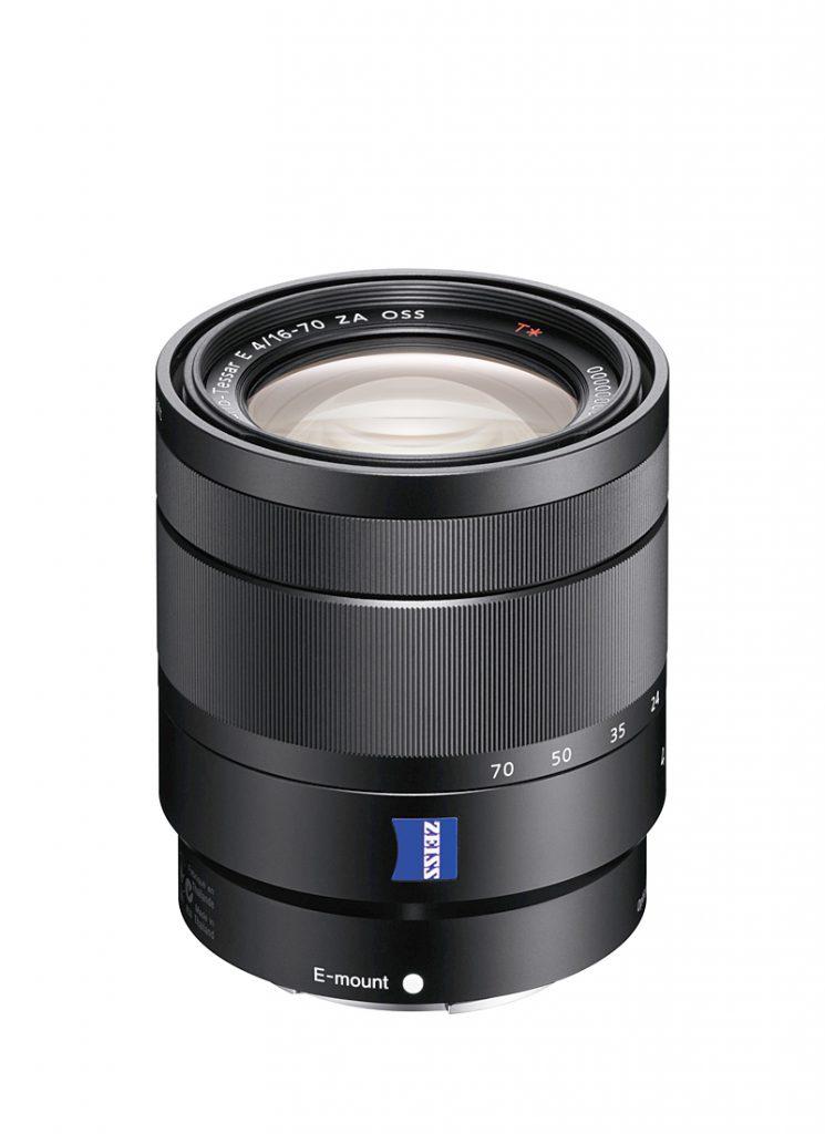 Sony ZEISS Vario-Tessar T* E 16-70 mm F4 ZA OSS