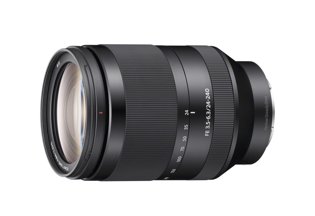 Sony FE 24–240 mm F3,5–6,3 OSS