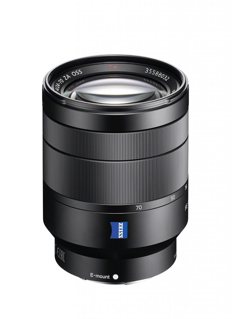 Sony ZEISS Vario-Tessar T* FE 24–70 mm F4 ZA OSS