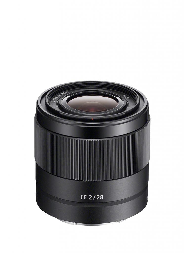 Sony FE 28 mm F2