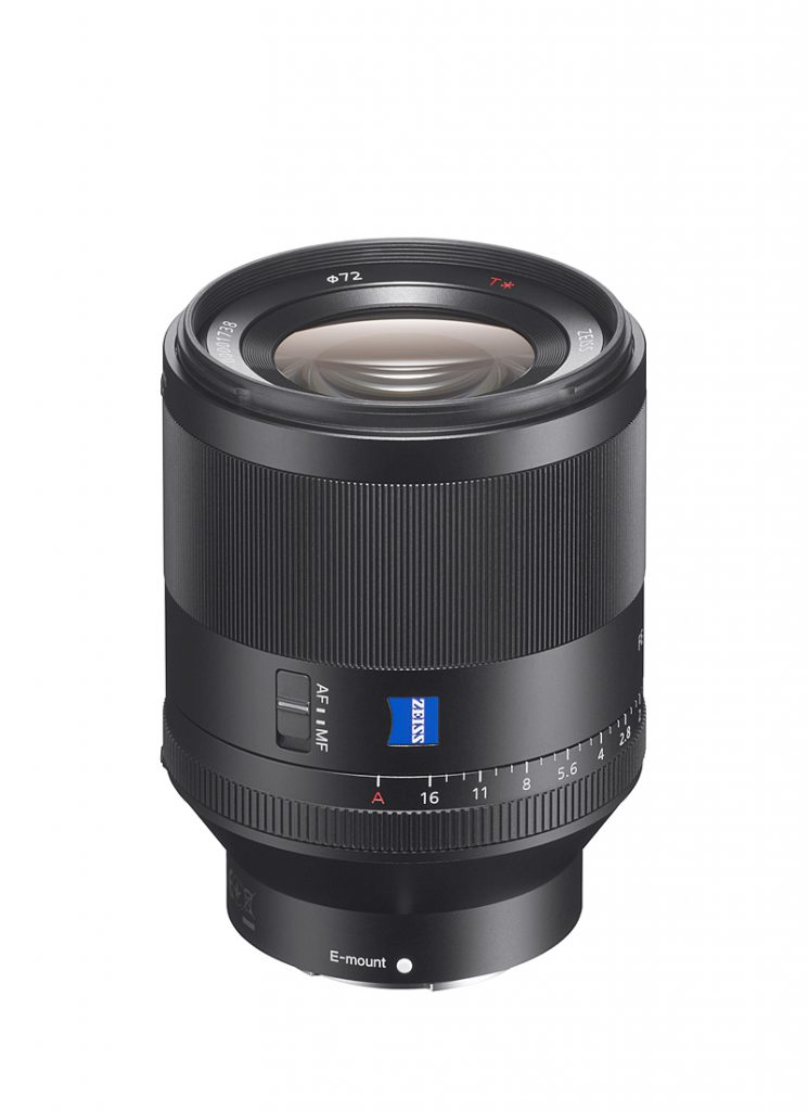 Sony ZEISS Planar T* FE 50 mm F1.4 ZA