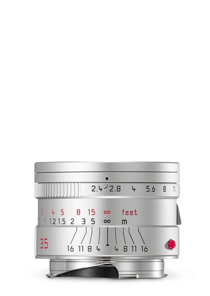 Leica Summarit-M 1:2,4/35mm/silber