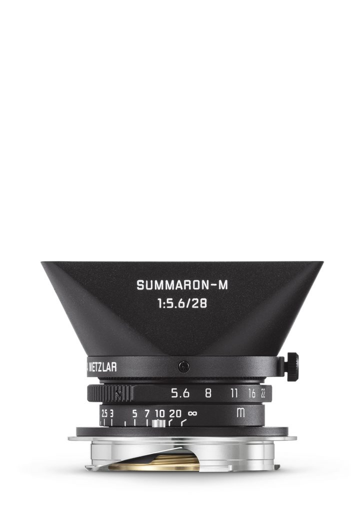 Leica Summaron-M 1:5,6/28mm schwarz matt – Limitierte Sonderedition