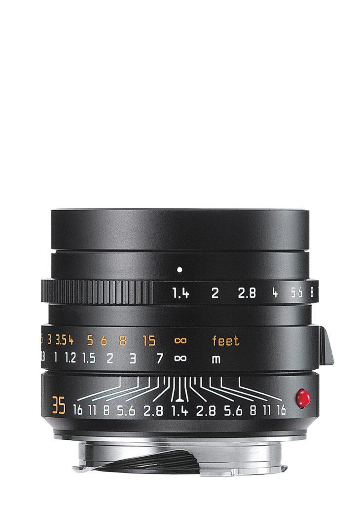 Leica Summilux-M 1:1,4/35mm ASPH./schwarz