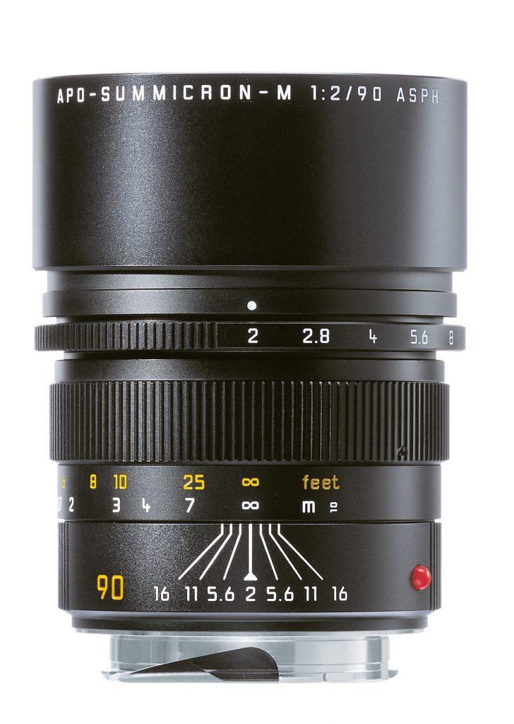 Leica APO-Summicron-M 1:2/90 mm