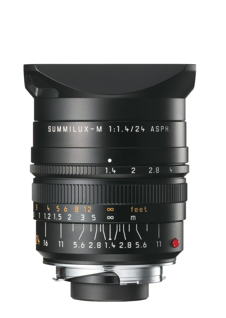 Leica Summilux-M 1:1,4/24mm ASPH.