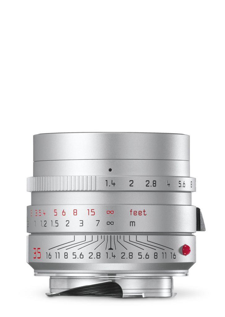 Leica Summilux-M 1:1,4/35mm ASPH./silber