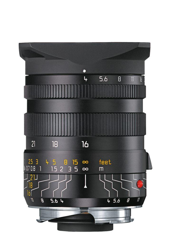 Leica Tri-Elmar-M 1:4/16-18-21mm ASPH.