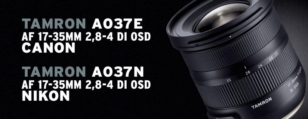 (Tamron AF 17-35mm 2,8-4 Di OSD)