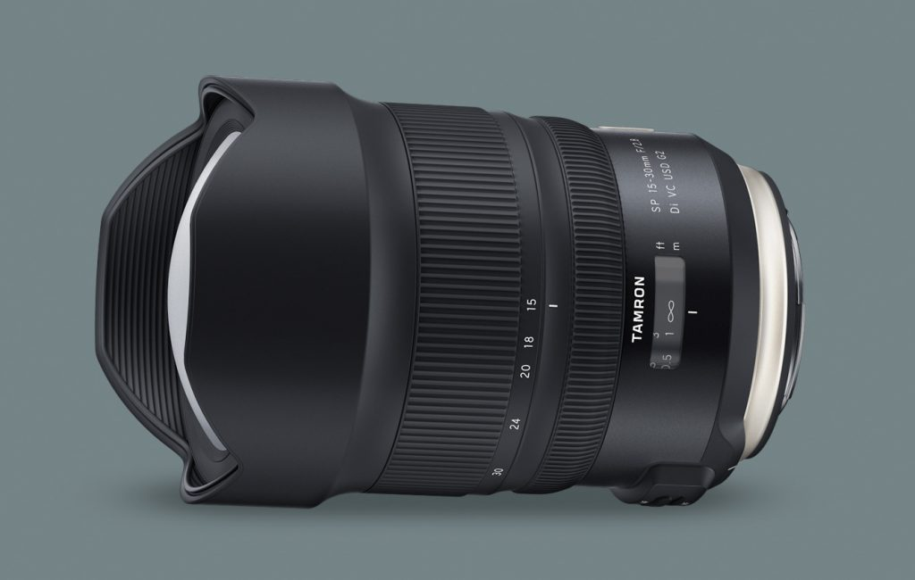 TAMRON SP 15-30mm F/2.8 Di VC USD G2