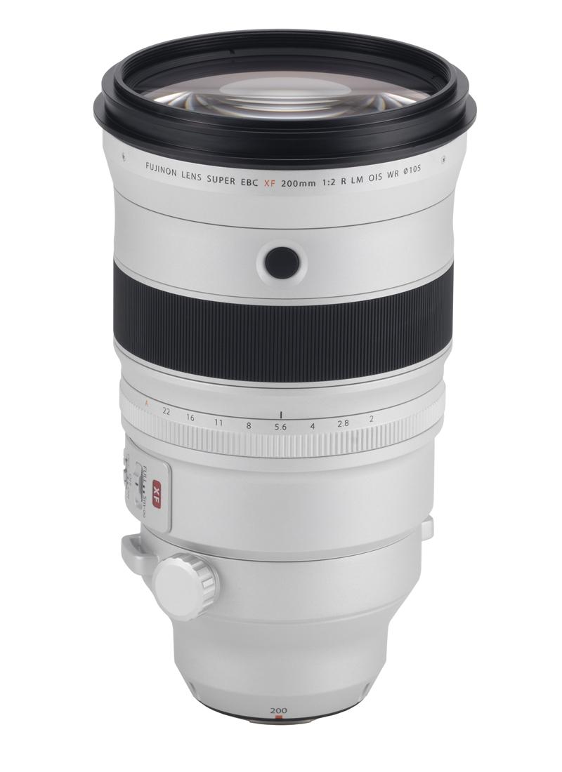Fuji Lichtblick Fujinon Xf 100 400mm F 45 56 R Lm Ois Wr 200mm F2