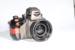 Nikonos RS incl. 28/2.8, 50/2.8 M