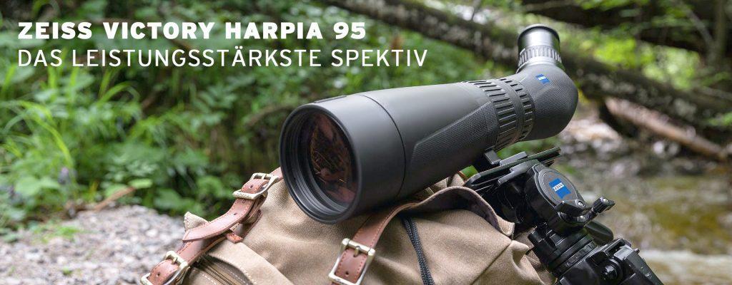 ZEISS Victory Harpia 95 – Das leistungsstärkste Spektiv von ZEISS