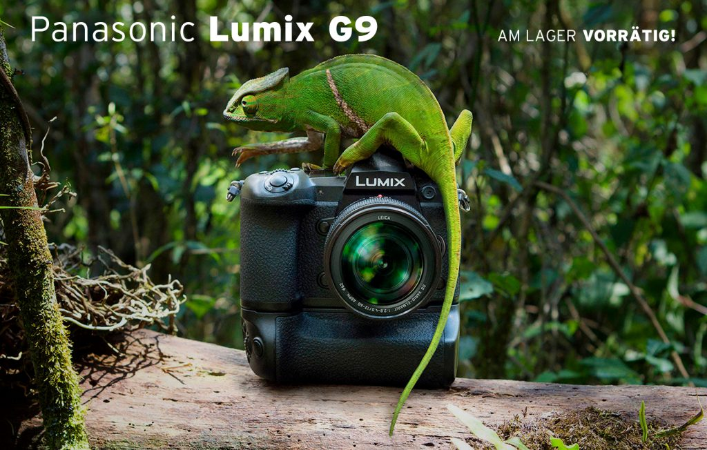 (Panasonic Lumix G9)