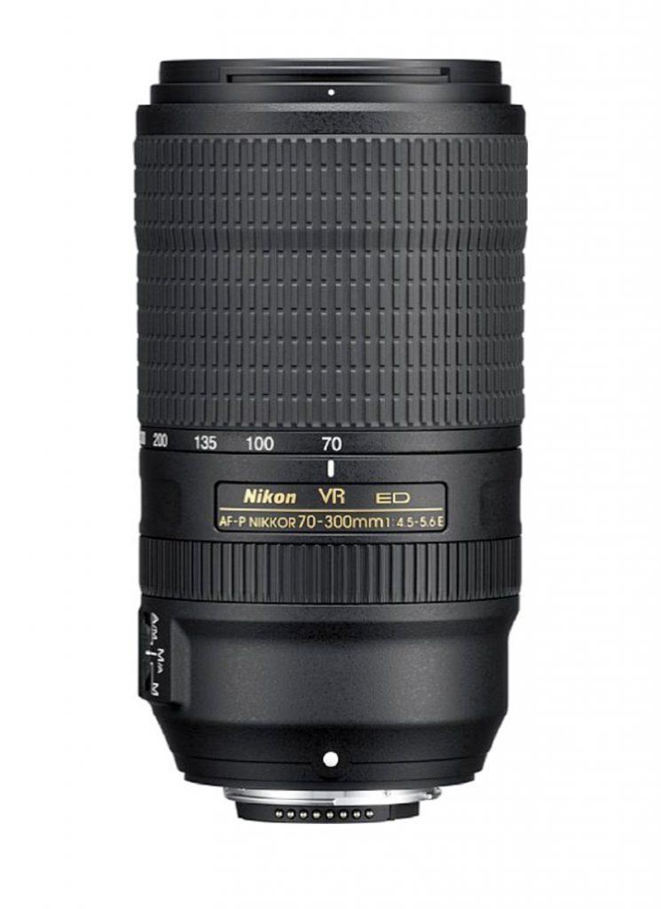 AF-P NIKKOR 70–300 mm 1:4,5–5,6E ED VR