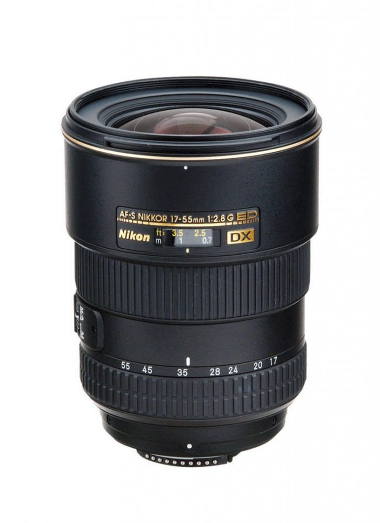 AF-S DX Zoom-Nikkor 17–55 mm 1:2,8G IF-ED