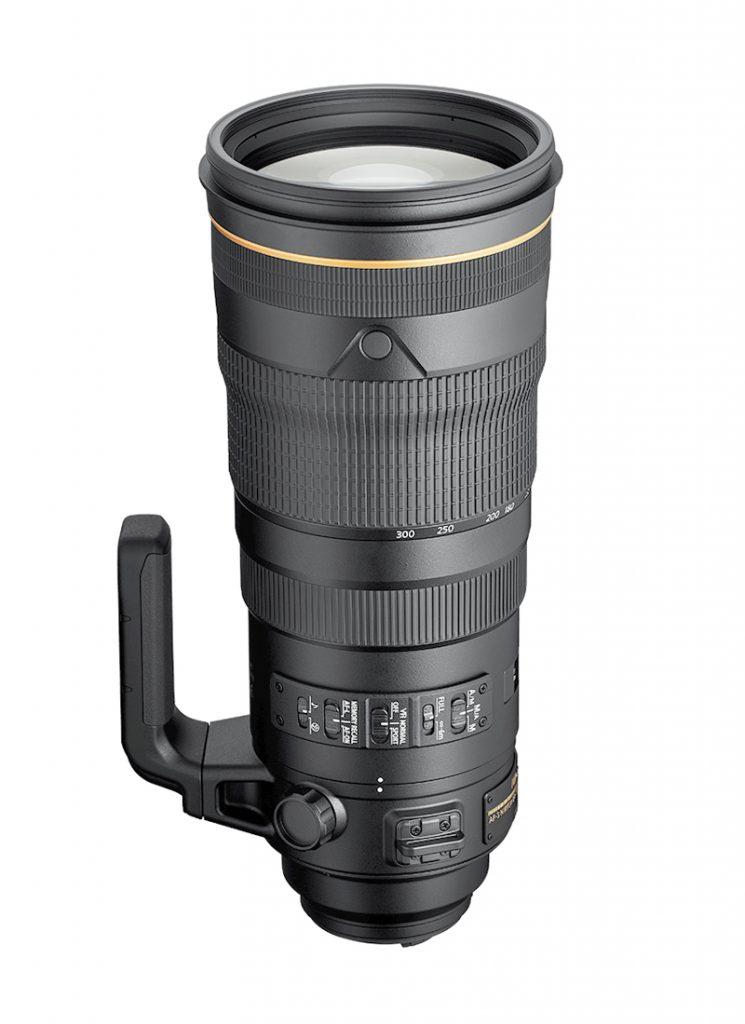 AF-S NIKKOR 120–300mm 1:2,8E FL ED SR VR