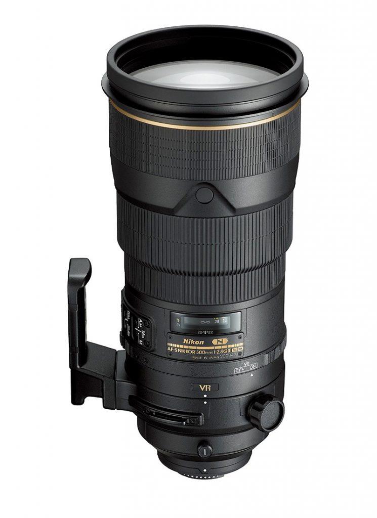 AF-S NIKKOR 300 mm 1:2,8G ED VR II